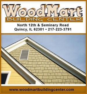 WoodMart Building Center - sponsorship ad