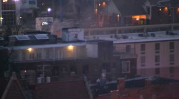 Crews respond to Elkton Hotel