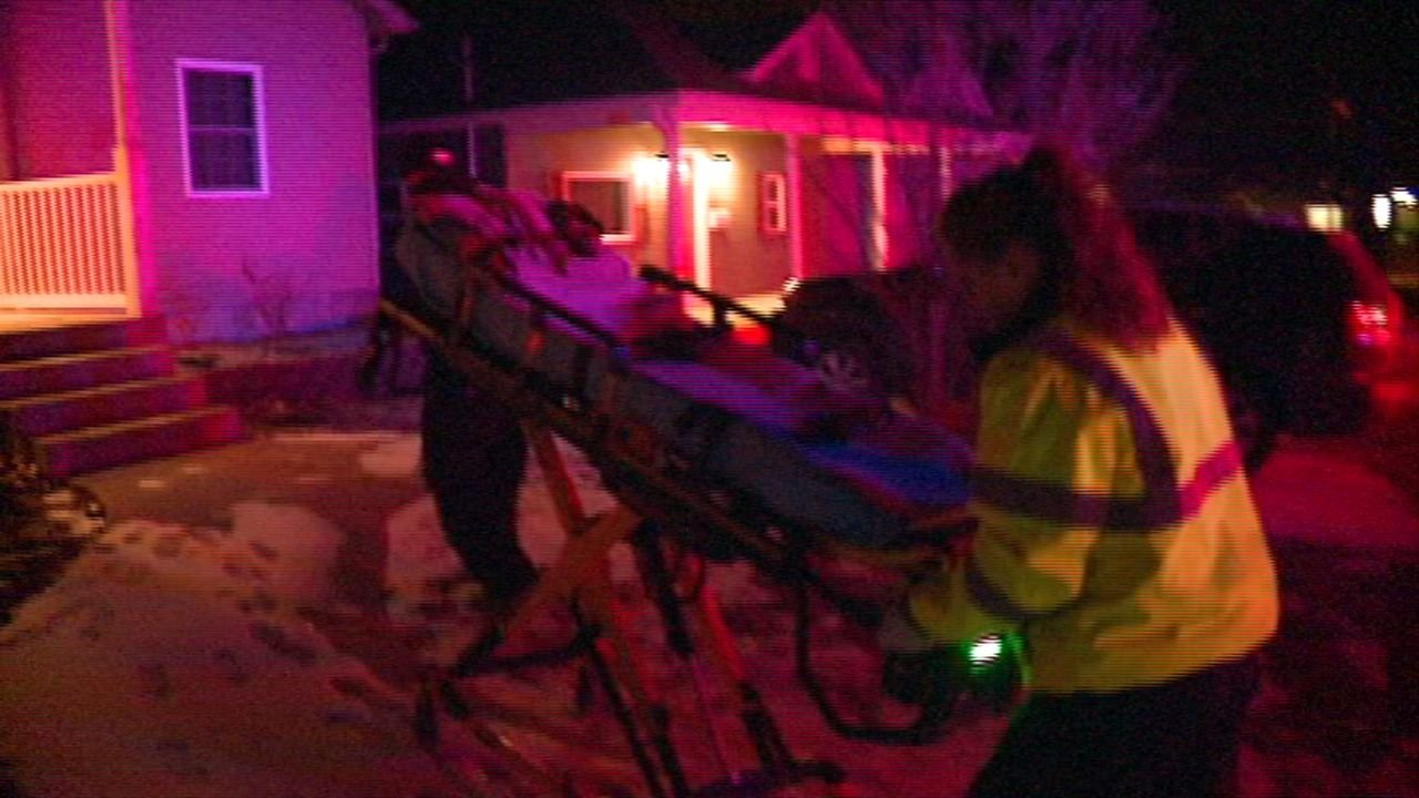 Adams County EMS heads inside a home on Quincy's north side, where a patient is having trouble breathing. This is a legitimate call but crews say they're often dispatched for the smallest of ailments that aren't true medical emergencies.