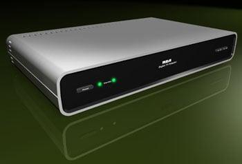 RCA Digital TV Converter Box