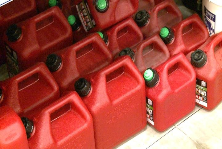 Adding preservative to generator gasoline can prolong the life of the gas, says Reed.