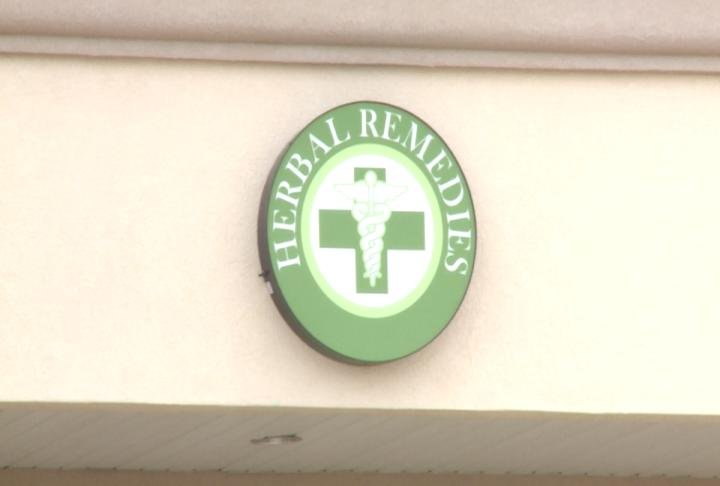 Herbal Remedies LLC. in Quincy sign