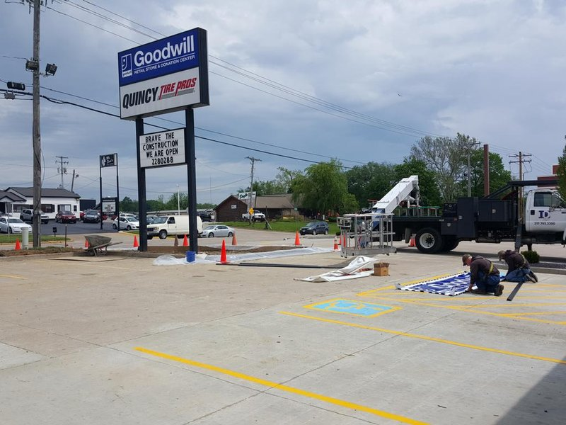 Goodwill set to open friday in quincy wqow tv eau for Jewelry stores in eau claire wi