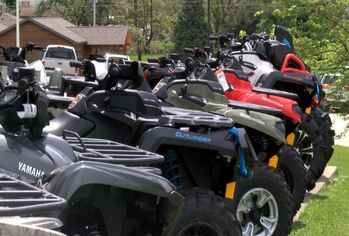 Lee county looking to allow atvs on secondary roads wkow for Finnicum motors lee county