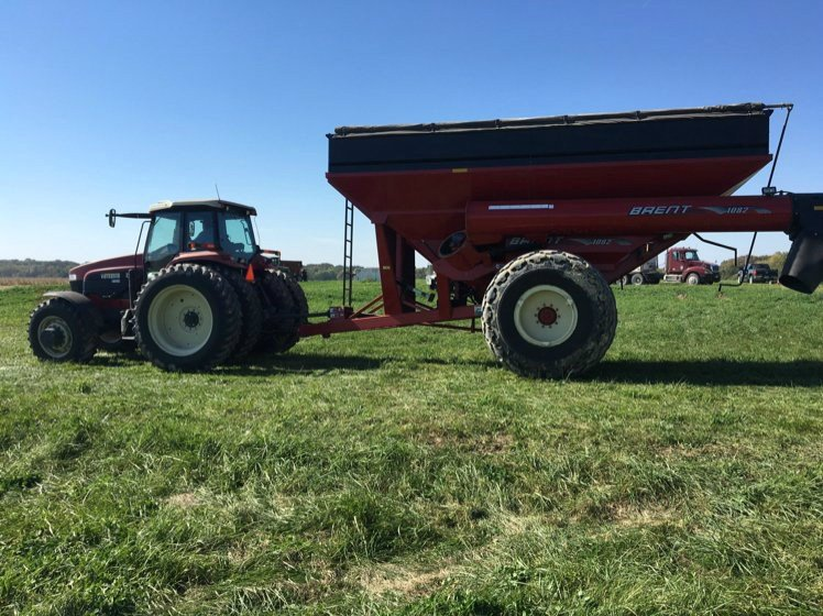 Family friends of late lee county farmer help harvest his for Finnicum motors lee county