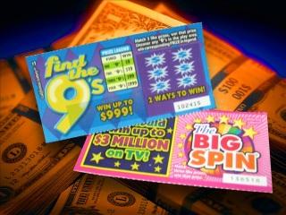 lottery scratchers Gallery