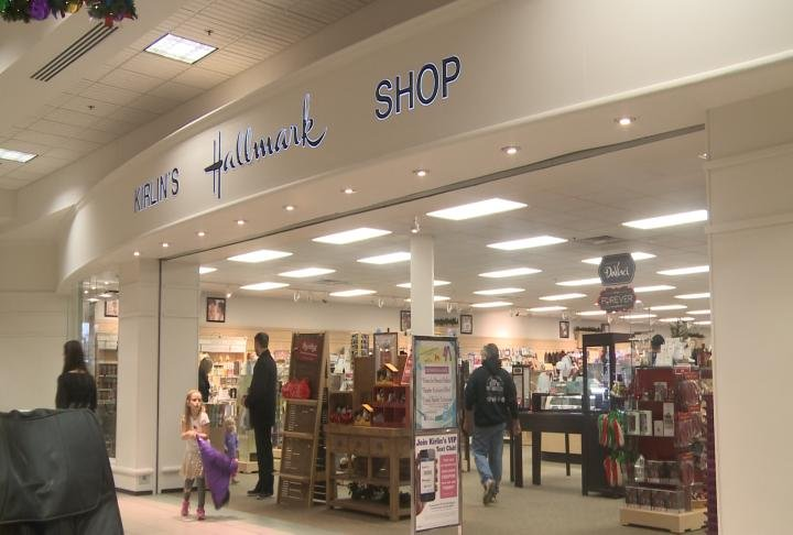 Quincy Shoppers Hit The Mall For Last Second Gifts Ktiv