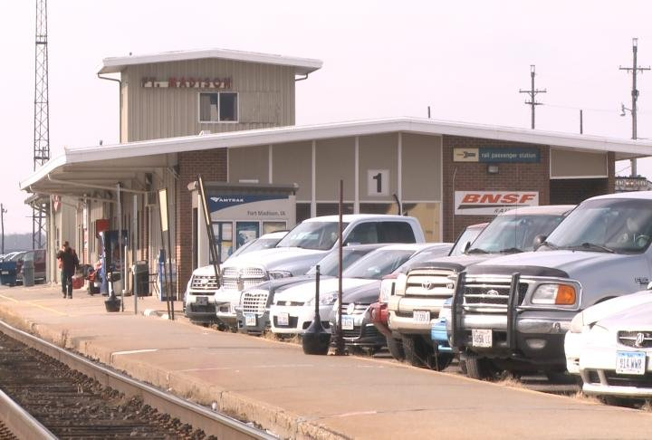 Fort Madison Looking To Move Amtrak Location Downtown Ktiv News 4 Sioux City Ia News Weather