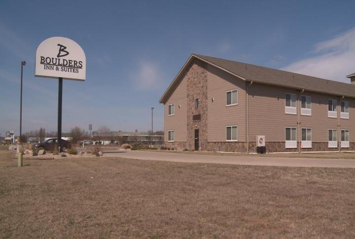 Hotel in lee county getting much needed upgrades ktiv for Finnicum motors lee county