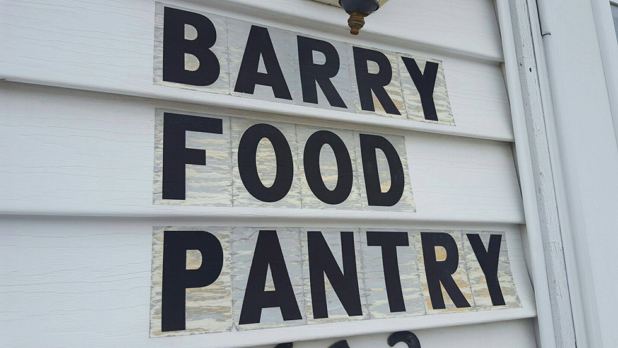 New days hours for Barry food pantry WREXcom Rockfords News