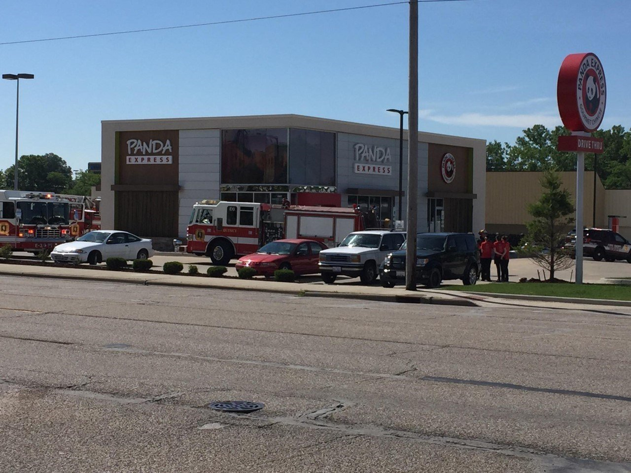 Panda Express Closed After Fire In Restaurant Wkow 27 Madison Wi Breaking News Weather And