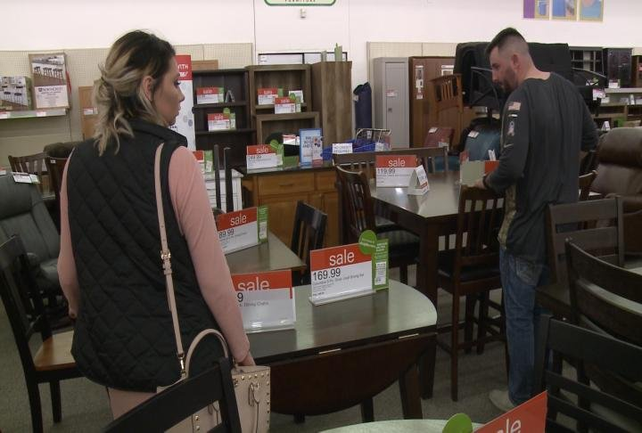 Shoppers Turn Out For Big Deals On Thanksgiving Day Ktiv News 4 Sioux City Ia News Weather