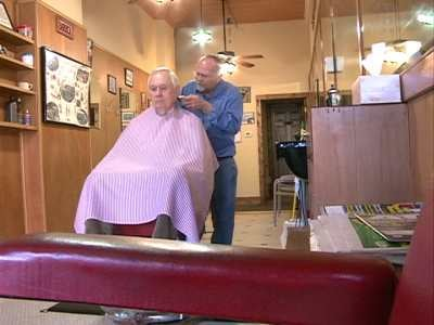 Barber Quincy : Tri-State Original: Mikes Barber Shop - WGEM.com: Quincy News ...