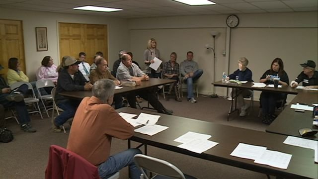 Liberty Residents Voice Concern About Motorcycle Club
