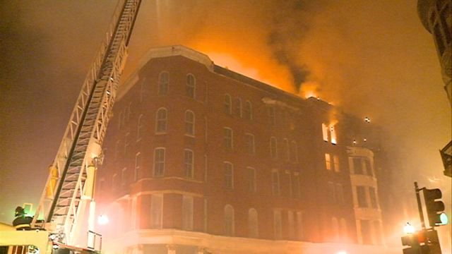 Newcomb Hotel Fire Starter Sentenced To Probation