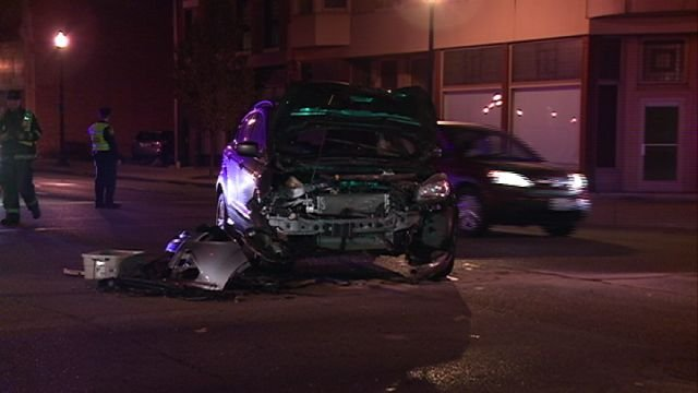 Car Accident In Quincy November