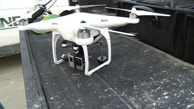 Local farmers react to changing FAA commercial drone ...