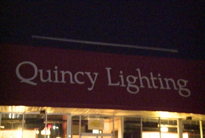 Front sign of Quincy Lighting and Home Center & Longtime Quincy business to close its doors - WGEM.com: Quincy ... azcodes.com