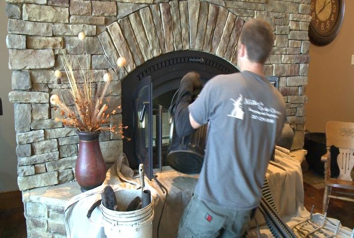 Chimney cleaning and inspection could prevent a house fire for Cole motors bluefield wv