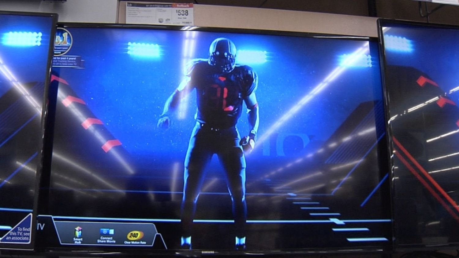 Amazon does not host a formal Super Bowl TV sale, but has always deals on TVs that match competitor's offers. The inch Sony KD60XE 4K UHD Smart TV is on sale for $ on hotlvstore.ga