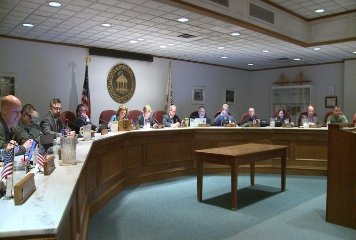 Quincy City Council voted to approve the grant from the Illinois Housing Authority.