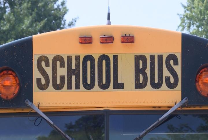 The district would also like to address their aging school bus fleet.