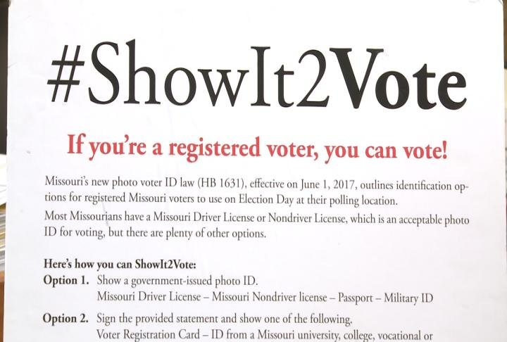 You still need to register to vote