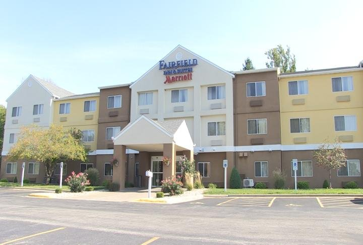 Fairfield Inn & Suites in Quincy