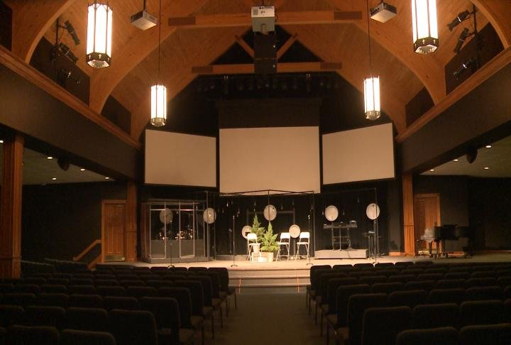 Madison Park Christian Church in Quincy.