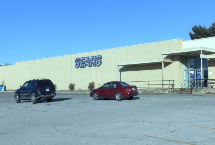 Sears at Quincy Mall
