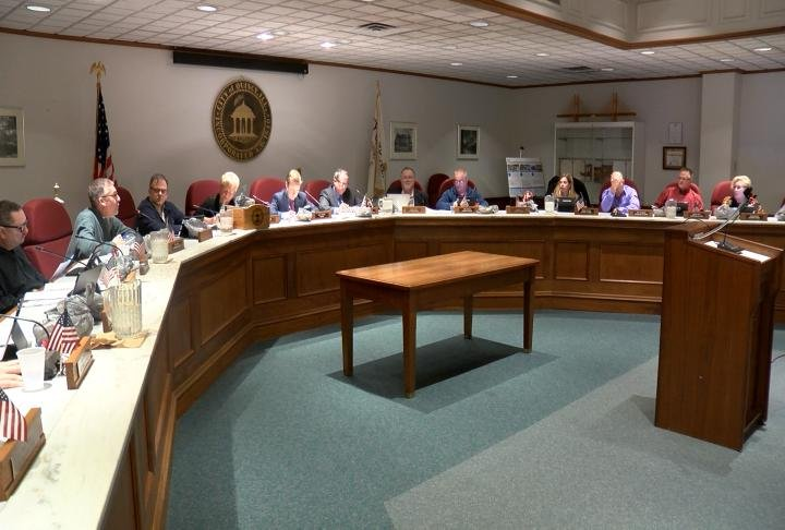 City council decided to wave a code requiring them to read an ordinance on the plan three weeks in a row before a vote.