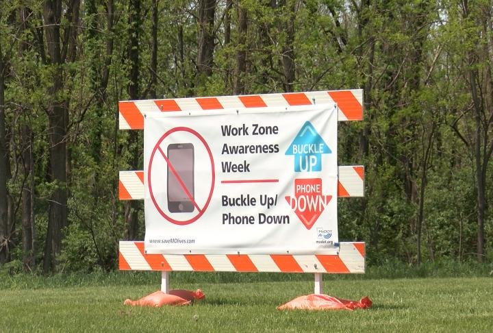 MoDOT urging drivers to prioritize safety through work zones