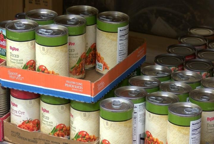 Local food banks say their services are even more important in the summer months.