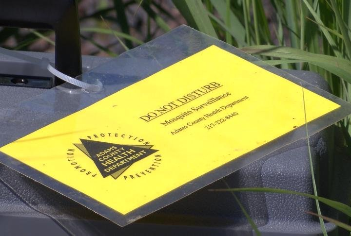 The Adams County Health Department said they have already been testing mosquitoes for viruses like West Nile.