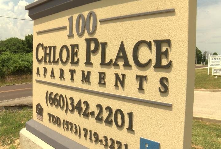 Chloe Apartments in Hannibal