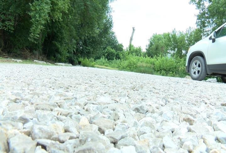 The county will be reimbursed for work to almost 9 miles of gravel road