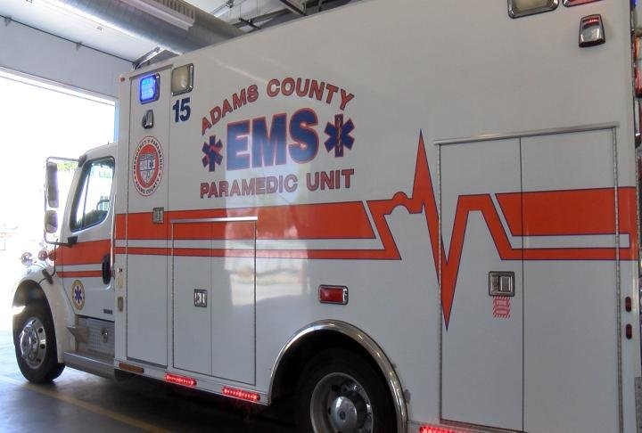 Adams County paramedics say to make sure you stay hydrated