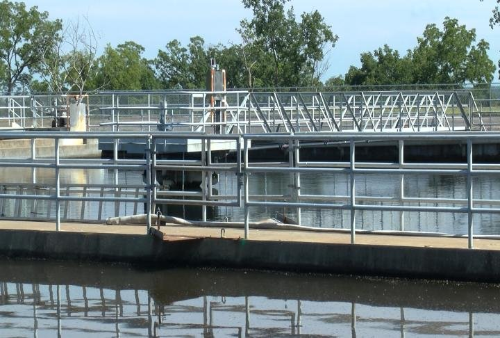 Hannibal water treatment facility