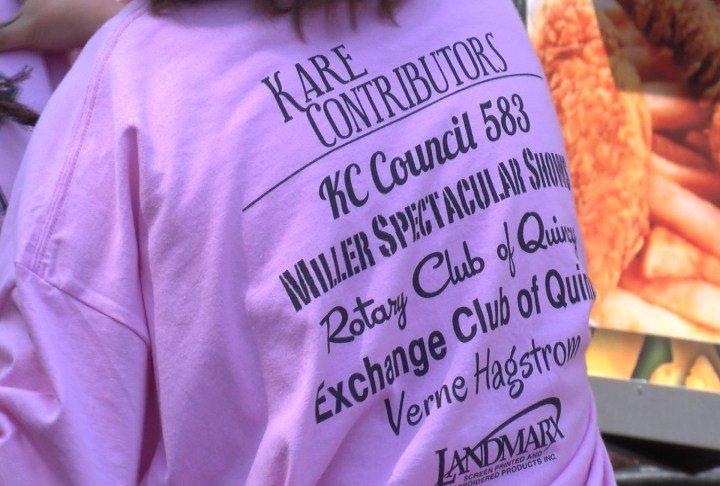 Kare Carnival Day shirt.