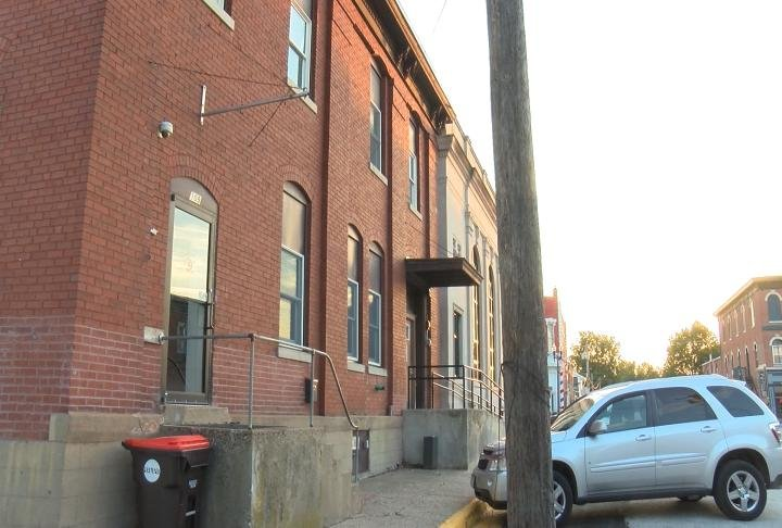 The city hopes to have the building repurposed late next year