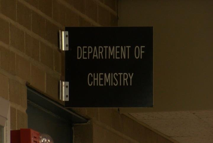 The Mass Spectrometer will be in a chemistry lab.