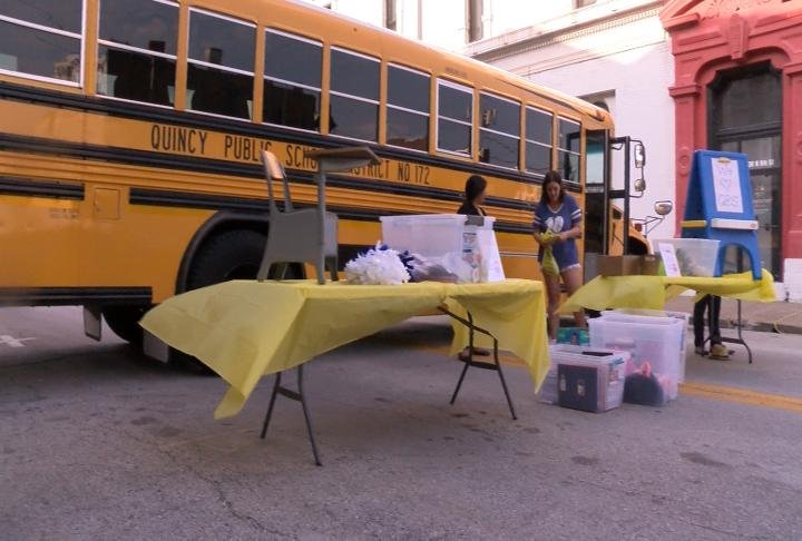 Summer on Sixth Back-to-School Block Party