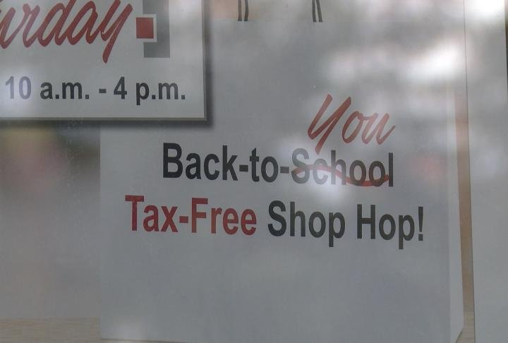 Local Quincy businesses are wanting to help families during back-to-school time.