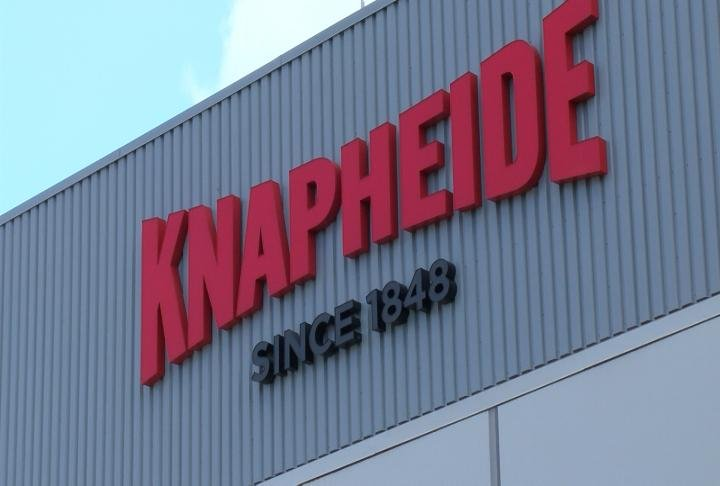 Knapheide is hiring dozens of new workers.
