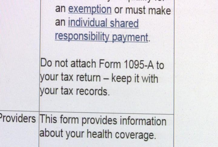 Late Irs Notice Changes Health Care Filing Guidelines Wgem